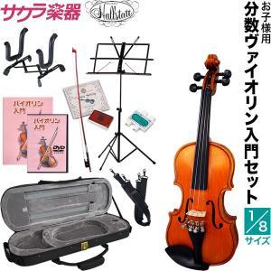 バイオリン V-28-1/8 初心者 入門 セット sakuragakki