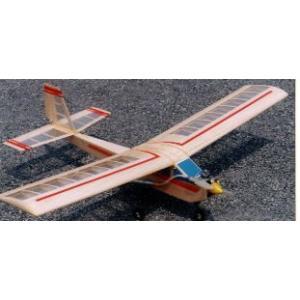 ムサシノ模型 プレイリー号L  バルサキット|sakurahobby