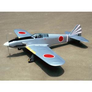 テトラ キ61 3式戦闘機 飛燕 HN-4C-50 バルサキット|sakurahobby