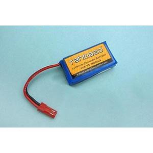 OK Tahmazo REシリーズ リポバッテリー LP-1S1P250RE 3.7V(1セル) 250mAh(30C)|sakurahobby