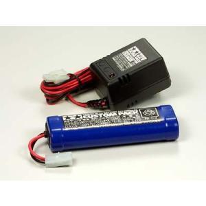 タミヤ 7.2Vカスタムパックと充電器セット|sakurahobby