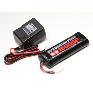 タミヤ7.2Vレーシングパック1600SPと充電器セット|sakurahobby