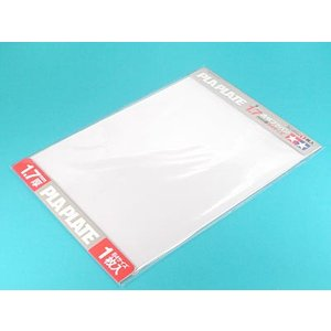 タミヤ 透明プラバン 1.7mm厚 B4サイズ (1枚入) sakurahobby