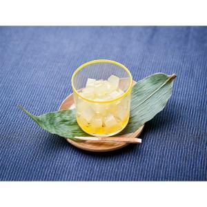 蜜柑ところてん (柚子みつ)(りんご酢使用) 12個入り|sakuraikonnnyaku