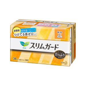 花王 ロリエ Speed+ スリムガード 軽い日用 羽なし 17cm|sakuramart