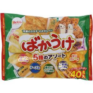 栗山米菓 Fばかうけアソート|sakuramart