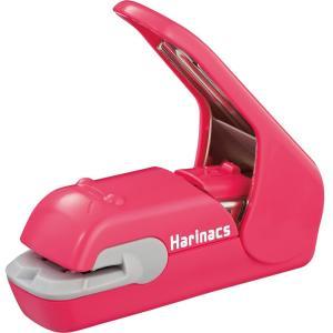 コクヨ 針なしステープラー ハリナックスプレス ピンク|sakuramart