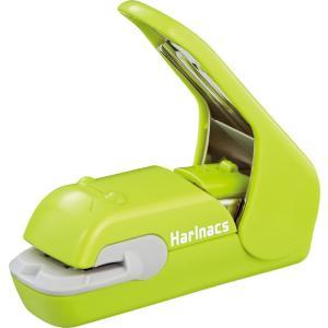 コクヨ 針なしステープラー ハリナックスプレス 緑|sakuramart