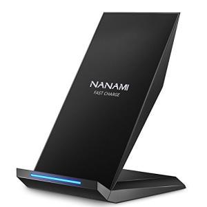 メーカー・ブランド:NANAMI  【急速充電モード】このワイヤレス充電器は最大入力が10Wで、電力...