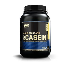 Optimum Nutrition 100% Gold Standard Casein Protei...