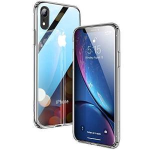【対応機種】iPhone XR 6.1インチ(2018年9月発表)にピッタリフィットです。  【背面...