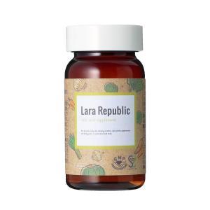 商品名:Lara Republic 葉酸サプリメントN  内容量:42g(350mg×120粒)  ...