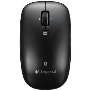 ロジクール ワイヤレスマウス 無線 マウス M557GR Bluetooth 6ボタン M557 グ...