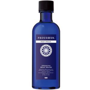 プラウドメン グルーミングモイストウォーター 200ml (グルーミング・シトラスの香り) 化粧水 ...