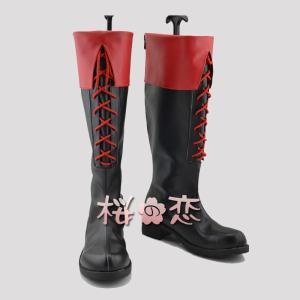 コスプレブーツ  靴万事屋  銀魂  神楽  風   道具 イベント パーティ アニメ cz230 sakuranokoi 02