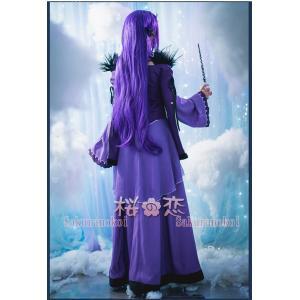 Fate Grand Order コスプレ フェイト グランドオーダー 風 魔槍 スカサハ 師匠 Caster 風 コスプレ衣装 FGO コスチュームhhc0853 sakuranokoi 03