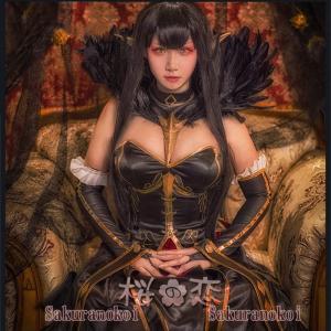 Fate/Apocrypha  赤のサーヴァント セミラミス 風 コスプレ衣装 礼装 コスチューム イベント hhc112