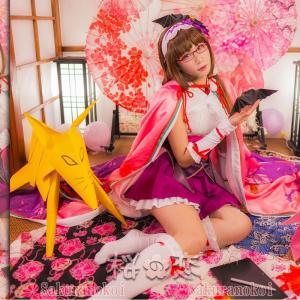 Fate GrandOrder 風 刑部姫 アサシン 風 フェイト グランドオーダー  コスプレ衣装 コスチュームhhc114
