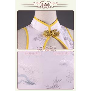 コスプレ衣装  すーぱーそに子 風  チャイナドレス 風 コスチューム 演出 変装 セクシー衣装hhc150|sakuranokoi|05