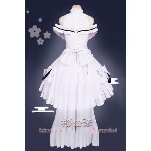 アズールレーン 風 雪風 ブランコ様 風 コスプレ衣装 イベント パーティー コスチューム 変装hhc167|sakuranokoi|05
