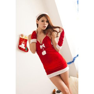 受賞記念セール サンタ コスプレ 衣装  コスチュームハロウィン イベント 仮装 変装 パーティー 舞台 サンタコスkf016|sakuranokoi