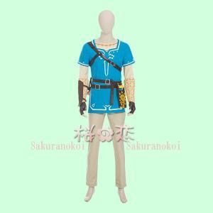 ゼルダの伝説 スカイウォードソード ゼルダ コスプレ衣装 コスチューム cosplay パーティー イベント mg100 sakuranokoi
