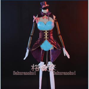 Re:ゼロから始める異世界生活 レム マジシャン 風 コスプレ衣装 cosplay イベント パーテ...