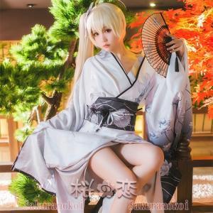 ヨスガノソラ!縁の空  風 春日野 穹 かすがの そら 風 コスプレ衣装 和服 浴衣 イベント コスチュームscm015|sakuranokoi