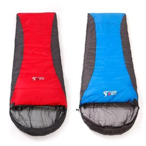 半額セール 耐寒−15℃◆高性能寝袋シュラフ◆キャンプ封筒型連結可能 SL004 sakuranokoi