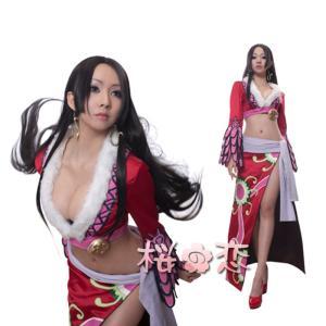 コスプレ衣装 ワンピースONE PIECE ボア・ハンコック風 イベント コスチューム ハロウィン tjh01|sakuranokoi