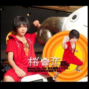 コスプレ衣装 ワンピース  ONE PIECE   モンキー・D・ルフィ 風 tjh02|sakuranokoi