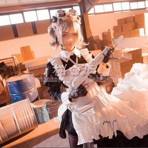 武装メイド スペース 予約販売 コスプレ衣装 cosplay イベント パーティー コスチューム 変装 仮装 uw1481 sakuranokoi