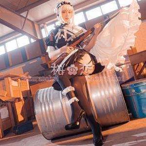 武装メイド ハート 予約販売 コスプレ衣装 cosplay イベント パーティー コスチューム 変装 仮装 uw1483 sakuranokoi