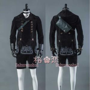 本商品は新品です。  ★構成:上着、ショットズボン、鞄、ソックス、手袋、アイマスク。  ★材質:ベル...