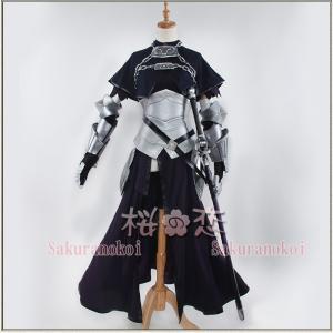 Fate/Grand Order 風 ジャンヌ・ダルク 風 フェイト・グランドオーダー コスプレ衣装 コスチュームuw471