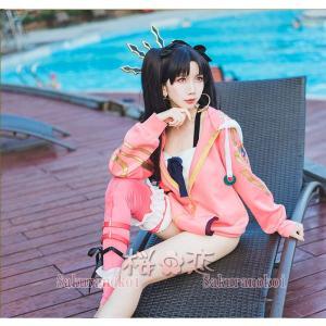 Fate GrandOrder 風 イシュタル 風 水着 コスプレ衣装 コスチューム フェイト グランドオーダー uw588|sakuranokoi|02