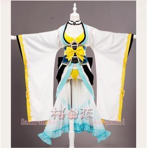 時間限定セール あすつく Fate GrandOrder 風 清姫 キヨヒメ コスプレ衣装 コスチューム フェイト グランドオーダー uw630