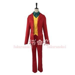 ジョーカー風 ピエロ 仮装 変装 コスプレ衣装 コスチューム イベントxy031 sakuranokoi