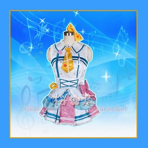 ラブライブ コスプレ 衣装 lovelive sunshine 国木田花丸 君のこころは輝いてるかい...