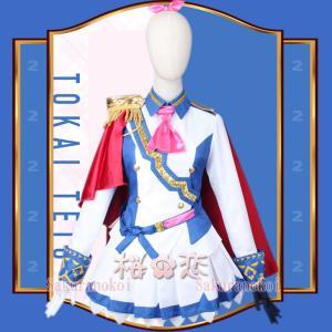 ウマ娘 プリティーダービー 東海帝皇 トウカイテイオー コスプレ衣装 全員 cosplay イベント パーティー cosplay 変装 仮装 y3185 sakuranokoi