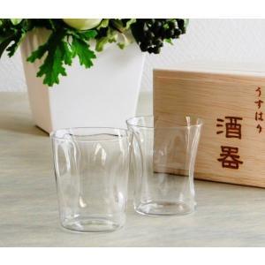 日本酒とグラスのギフトセット (文佳人 特別純米 リズール 720ml + うすはり 五勺盃 ペア 木箱入り)|sakurasaketen|04