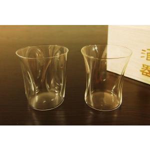 日本酒とグラスのギフトセット (文佳人 特別純米 リズール 720ml + うすはり 五勺盃 ペア 木箱入り)|sakurasaketen|05