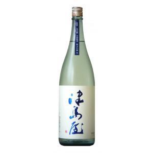 津島屋 純米吟醸 無濾過生 1800ml (岐阜)|sakurasaketen