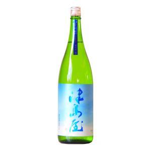 津島屋 純米 吟風(ぎんぷう) 生原酒 1800ml (岐阜)|sakurasaketen