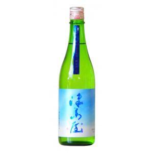 津島屋 純米 吟風(ぎんぷう) 生原酒 720ml (岐阜)|sakurasaketen