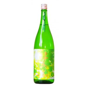 津島屋 特別純米 木漏れ日(こもれび) 無濾過生原酒 1800ml (岐阜)|sakurasaketen