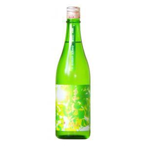 津島屋 特別純米 木漏れ日(こもれび) 無濾過生原酒 720ml (岐阜)|sakurasaketen