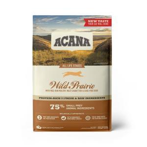 アカナ ワイルドプレイリーキャット(全猫種用)5.4kg正規品