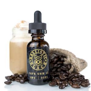 BALLISTIC BLACK - CAFE OHM LE  60ML コーヒーリキッド