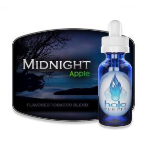 halo Midnight Apple ヘイロー ミッドナイトアップル 30ml|sakuravapor